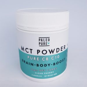 MCT OIL POWDER (K, LCHF, P, GF, V) 180gms