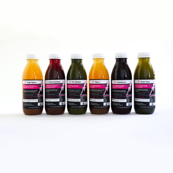 Goddess blends juice cleanse for weight loss buy online at Yo Life
