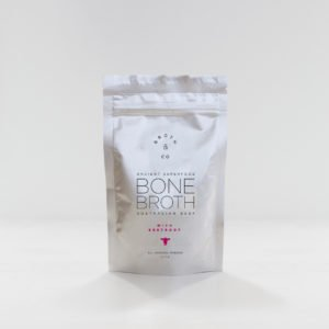 Perfomance Boost Beetroot & Beef Bone Broth Powder – Powder 100g (20 Serves)