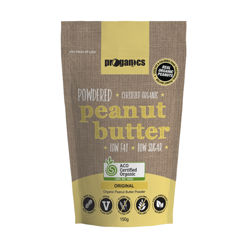 proganics peanut butter powder original buy online at Yo Life