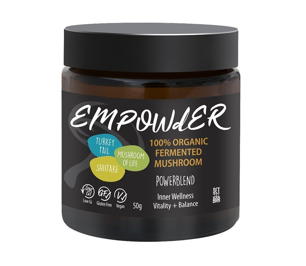 PowerBlend – Combination of Inner Wellness, Vitality & Balance