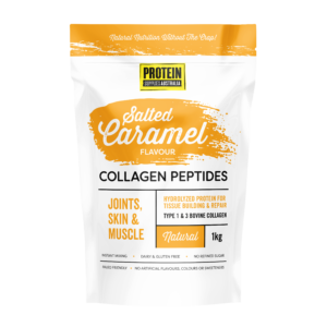 Collagen powder protein supplies australia salted caramel collagen peptides buy online at Yo Life