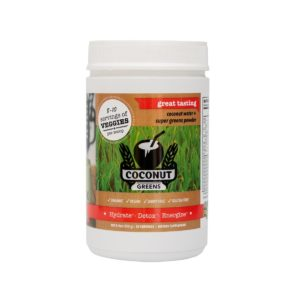super greens powder Coconut Greens buy online at Yo Life