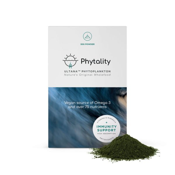 Omega 3 supplements Phytality Nutrition powder 30g immune boosters buy online at Yo Life