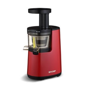 BioChef Atlas Slow Juicer – Red