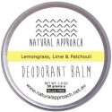 50g – Bicarb FREE – Lemongrass, Lime & Patchouli Natural Deodorant