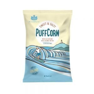Brookfarm PuffCorn Sweet & Salty