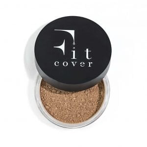 Mineral make up brand Fitcover active mineral powder foundation cruelty free make up buy online at Yo life