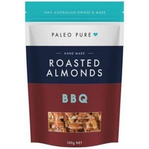 Roasted Almonds BBQ – 100gm