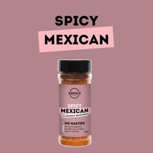 Mingle Spicy Mexican Seasoning- 130g